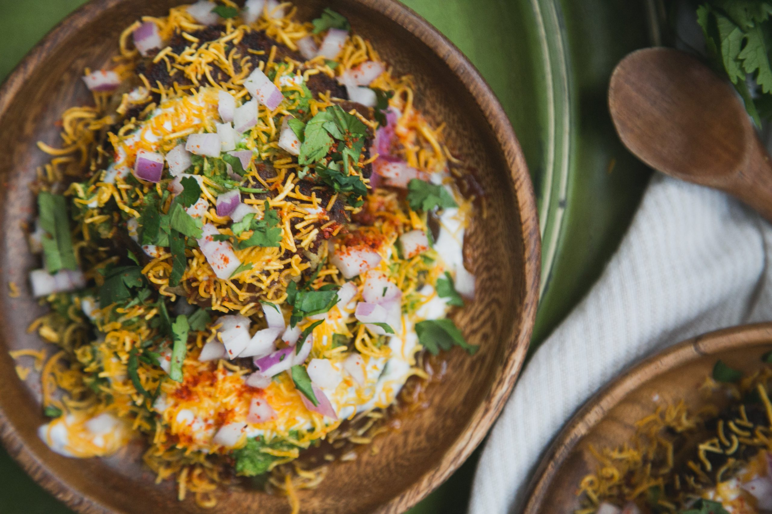 Sweet potato tikki chaat the chutney life the quintessential street food of india i havent met a person who didnt like some sort of a chaat there are so many variations but most chaats start forumfinder Gallery