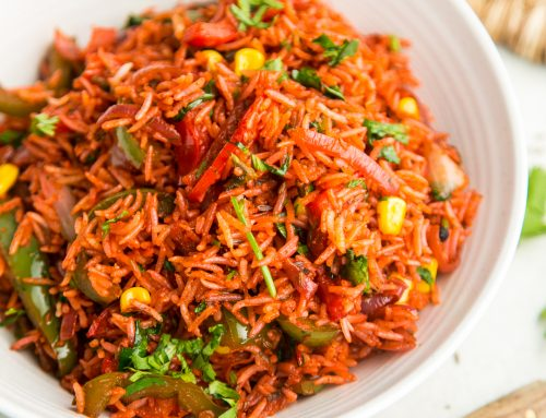 Recipe Round-Up: 8 Ways to Make Rice More Fun!