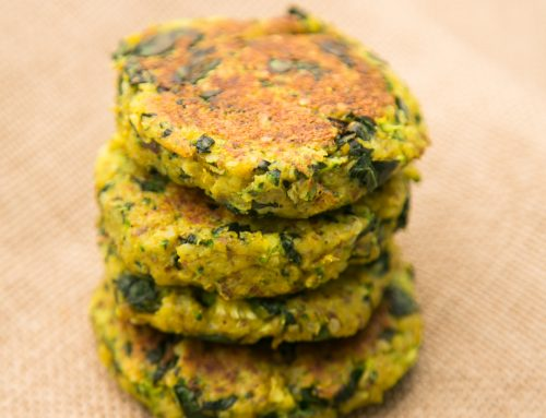 Toddler Friendly Broccoli Quinoa Tikki