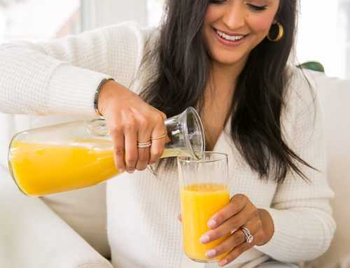 How a Midday Break with Florida OJ Nourishes My Mind & Body
